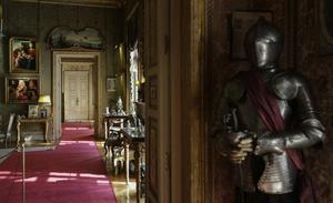 El duque abre el palacio