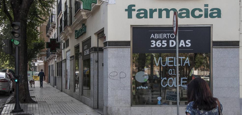 Un hombre es detenido tras atracar con una pistola de aire comprimido una farmacia de Badajoz