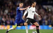 Chelsea-Valencia, en directo