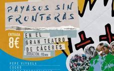 Payasos sin Fronteras organiza una gala en Cáceres para financiar actividades en Líbano