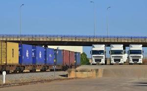 Adif licita la construcción de la terminal ferroviaria de la Plataforma Logística de Badajoz