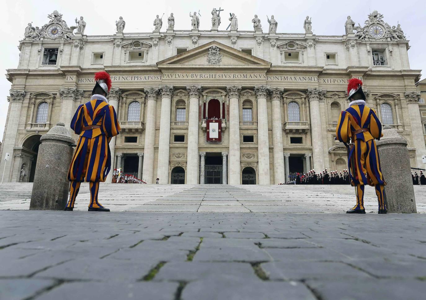 El Vaticano lleva a juicio al presunto abusador de los 'monaguillos del Papa'