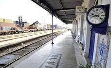 Empiezan las obras de la línea de tren de mercancías entre Évora y Elvas