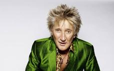 Rod Stewart supera un cáncer