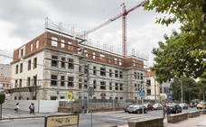 La empresa de los pabellones será sancionada por los retrasos en la obra