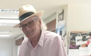 Fallece el fotógrafo cacereño Santiago Caldera a los 88 años