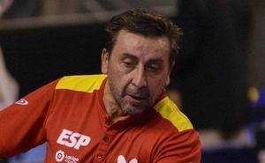 Juan Bautista Pérez sube al podio en el Europeo