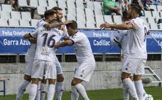 Al Extremadura se le escapa la victoria al final ante el Oviedo
