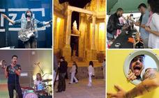 Un fin de semana para disfrutar del patrimonio con música 'indie', humor y unas cervezas