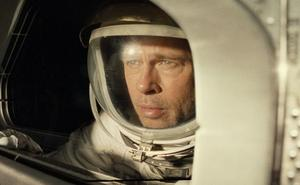 El viaje espacial de Brad Pitt, 'Ad Astra', protagonista de la cartelera