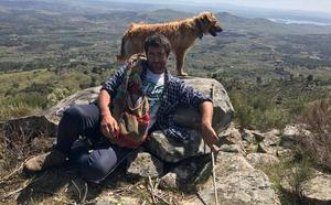El cabrero 'youtuber' que lucha contra la burocracia desde Sierra de Gata