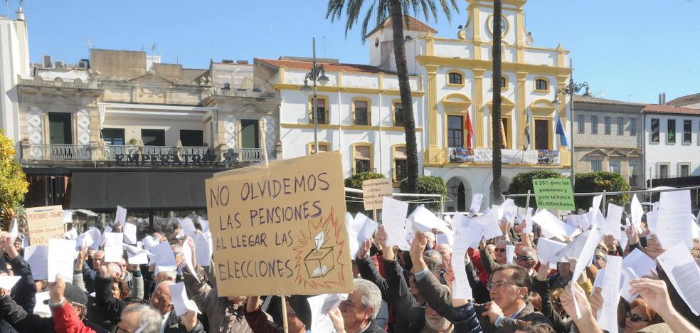 La falta de Gobierno congela los ingresos de 400.000 extremeños