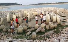 Convocan una concentración para salvar el dolmen de Guadalperal