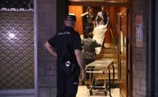 Asesinan a puñaladas a una mujer en Avilés