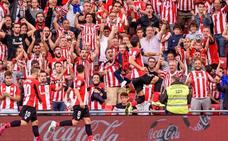 El Athletic se apunta el derbi vasco