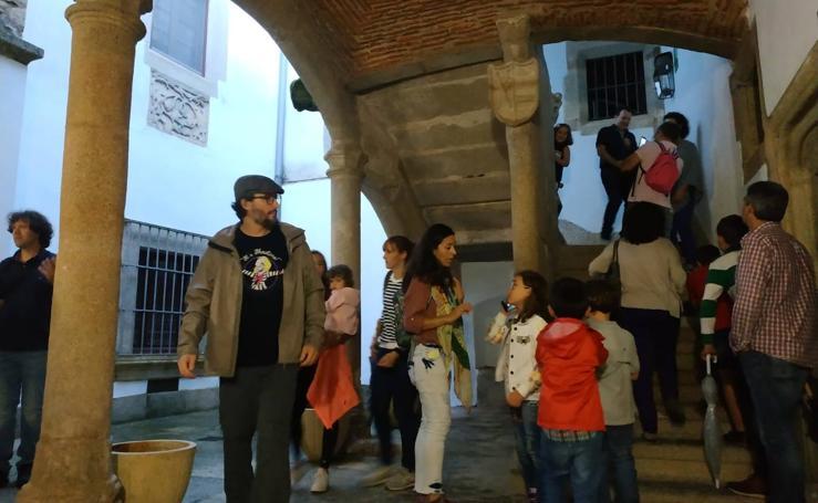 Mérida y Cáceres celebran su noche más cultural