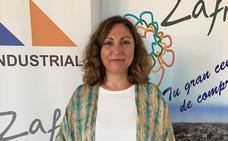 Eva María Soto es la gerente que dinamizará el comercio de Zafra