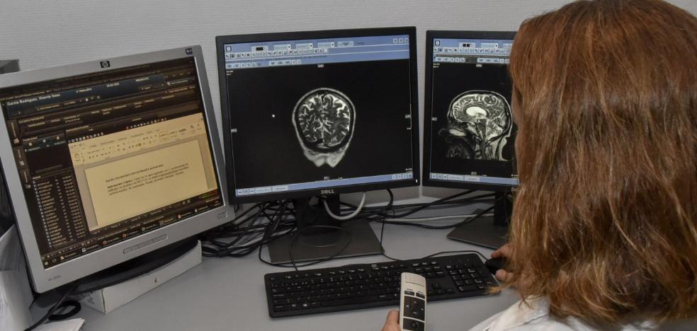 Invierten un millón de euros en una resonancia para el Hospital Universitario de Badajoz