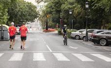 Cáceres despide su día sin coches con la idea de cerrar más vías al tráfico