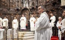 Alfonso Filiberto del Castillo es ordenado nuevo sacerdote