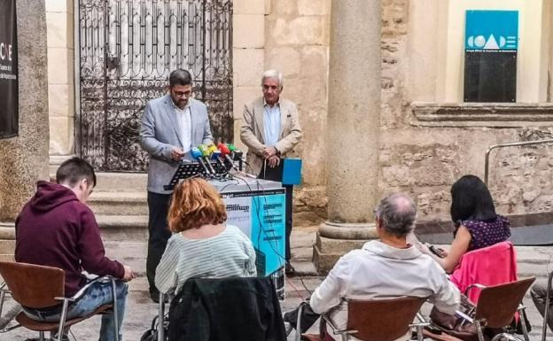 Presentación de la programación en Cáceres:/HOY