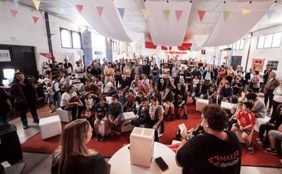 23 emprendedores portugueses y extremeños han participado en el Maker DemoLab de Llerena