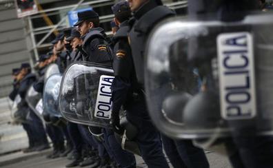 Marlaska envía a 200 antidisturbios de la Policía Nacional para el aniversario del 1-O