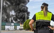 Las pérdidas de la panificadora de Badajoz que sufrió el incendio superan los tres millones de euros