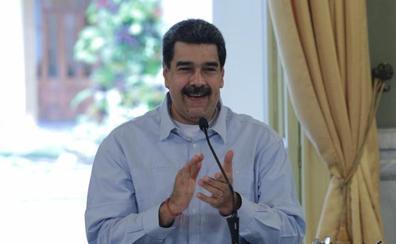 Maduro viaja a Moscú para que Putin apuntale su tambaleante poder