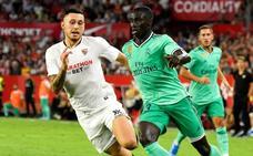 La lesión de Mendy, un nuevo problema para Zidane
