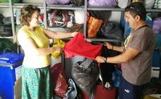 Plataforma Sin Barreras inicia un proyecto de reciclaje de ropa