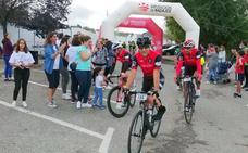 81 corredores en el II Memorial Ciclista José Luis Quiteiro 'El alemán' de Valverde de Leganés