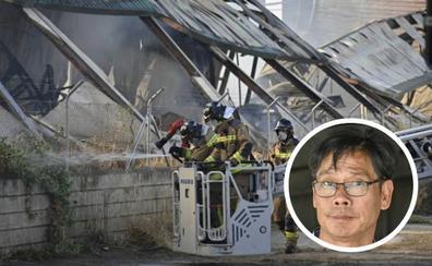 El dueño del bazar arrasado en El Nevero perdió otra nave en un incendio en 2008