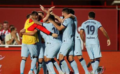 Diego Costa vuelve a marcar medio año después