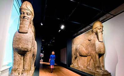 Los leones vuelven a volar en Nimrud