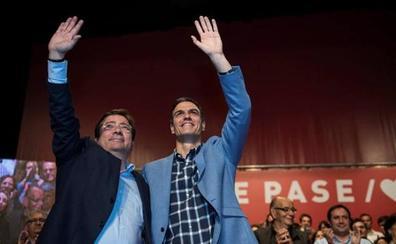 El 45% de los extremeños votaría al PSOE en unas elecciones generales, según el CIS