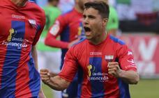 Bastos admite que llegar al Extremadura le ha «dado la vida»