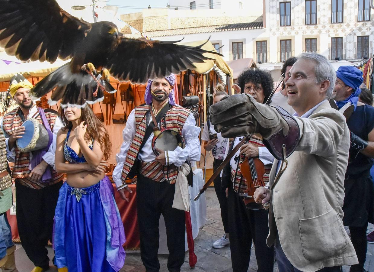 Al Mossassa transforma la ciudad durante este fin de semana en un gran zoco