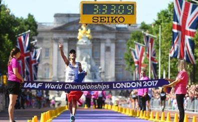 El campeón del mundo de los 50km marcha, indignado: «Nos toman por idiotas»
