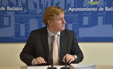 Gragera dice que no está satisfecho con los cien primeros días de gobierno en Badajoz