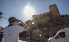 Los nidos de vencejos de la Torre de los Pozos de Cáceres se taparán