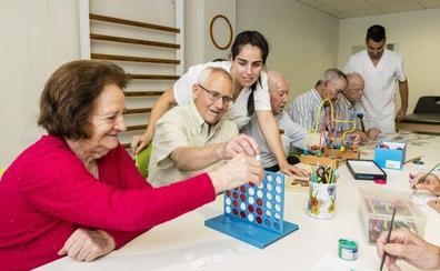 Las residencias de mayores se quedan sin sitio