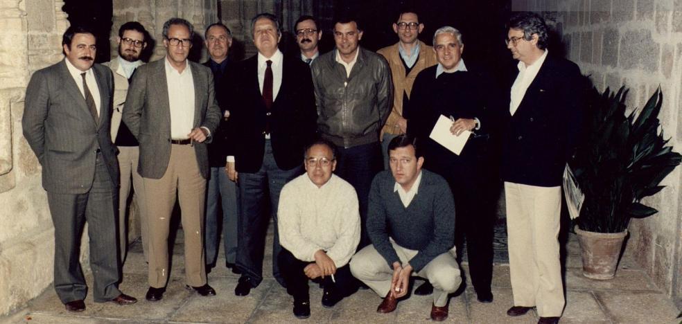 Los papeles extremeños de Felipe González