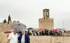 El imán y el Obispado promueven una mesa interreligiosa en Badajoz