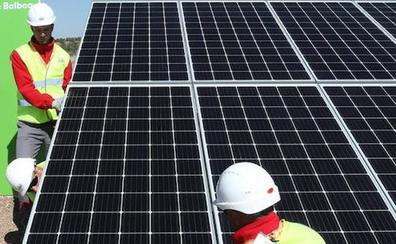 Herido un trabajador de 38 años en la planta la fotovoltaica Núñez de Balboa de Usagre