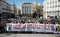 El juez vincula a los CDR detenidos con la organización de los disturbios durante el Consejo de Ministros de Barcelona