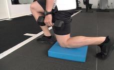 Cuatro ejercicios para fortalecer las piernas