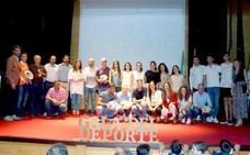 Valverde de Leganés celebró la II Gala del Deporte