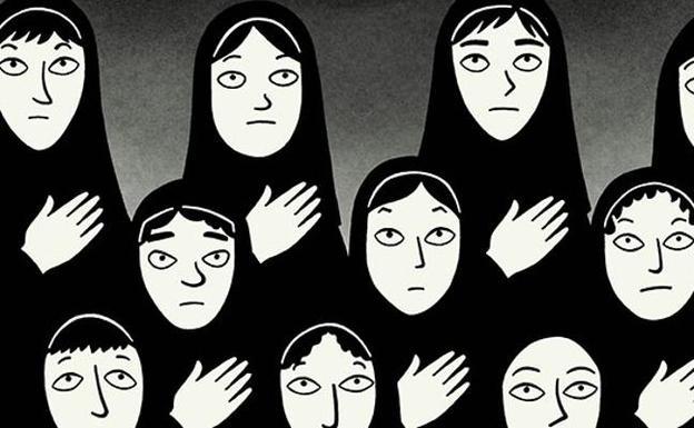 Verdugo acoge esta tarde la proyección de 'Persépolis' | Hoy