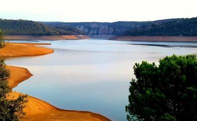 La reserva del Guadiana sigue cayendo y se sitúa en el 38% de su capacidad